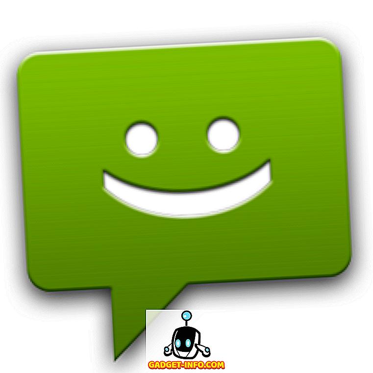 โทรศัพท์มือถือ - 5 แอพส่งข้อความที่ดีที่สุดบน Android