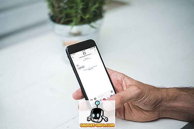 mobiel - App-pictogrammen verbergen in iMessage op iOS 11
