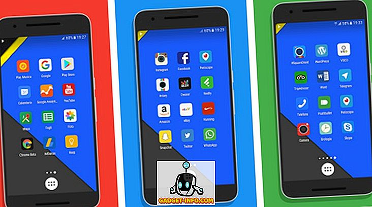 Kuidas muuta rakenduse ikoone Androidis