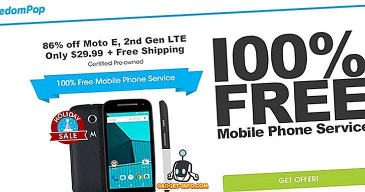 """FreedomPop"" pasiūlymas: gaukite ""Moto E 2. gen LTE"" su nemokamu telefonu"