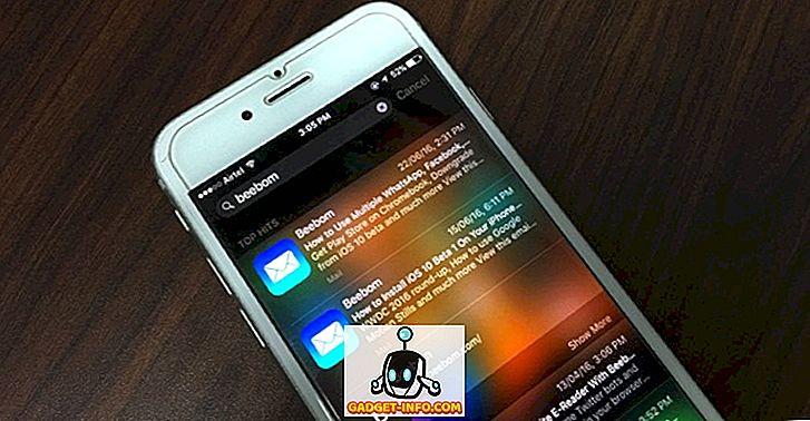 Ako získať službu iOS ako domáce obrazovky vo vyhľadávaní v systéme Android