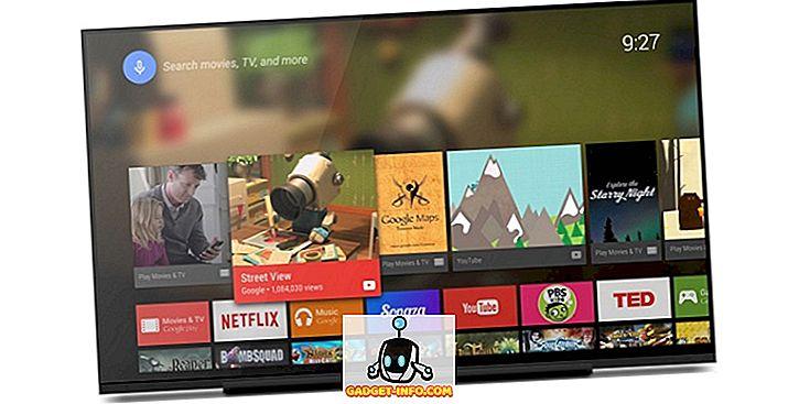 एंड्रॉइड टीवी के लिए 15 सर्वश्रेष्ठ ऐप्स आपको उपयोग करना चाहिए