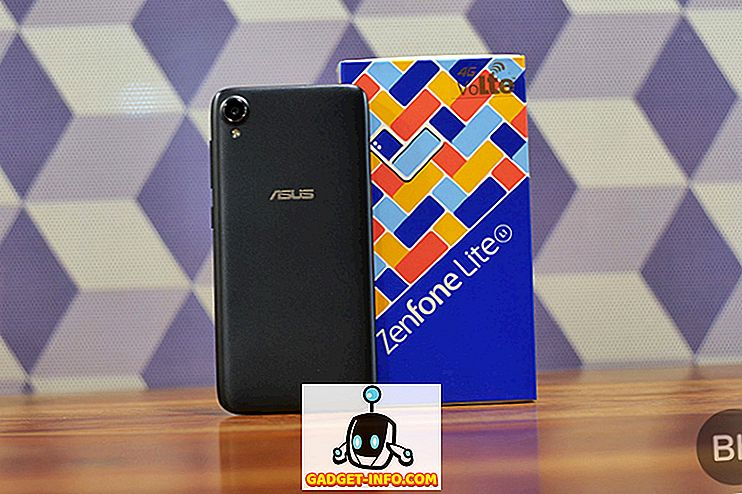 Asus ZenFone Lite L1 Recensie: Can This Break Xiaomi's Budget Dominance?