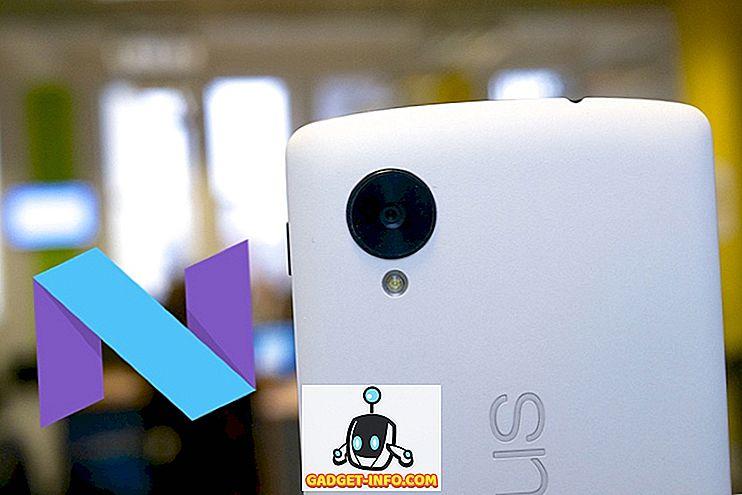 mudah alih - Cara Pasang Android Nougat pada Hampir Sebarang Peranti Android