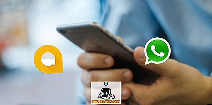 Google Allo vs WhatsApp: Kuidas uus Google Smart Messaging App hindab