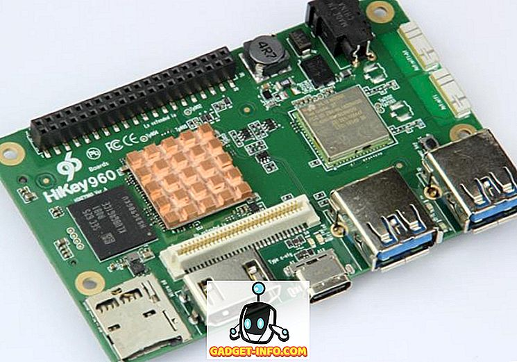 변하기 쉬운 - Huawei의 New Raspberry Pi Killer, HiKey 960 만나기