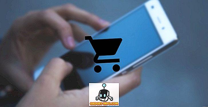 mobiilne: 9 Best Shopping Apps, mis aitavad teil säästa aega ja raha, 2019