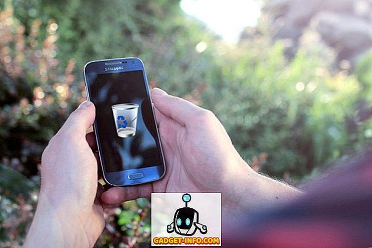 mobilné - Top 3 Aplikácie pre aplikáciu Recycle Bin for Android