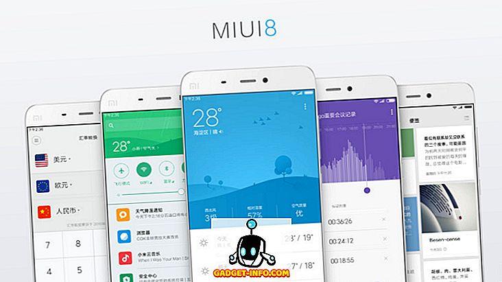mobilni: 12 Cool MIUI 8 Savjeti, trikovi i skrivene značajke