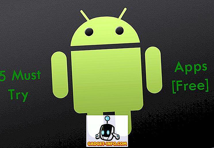 5 Потрібно спробувати програми тижня для Android