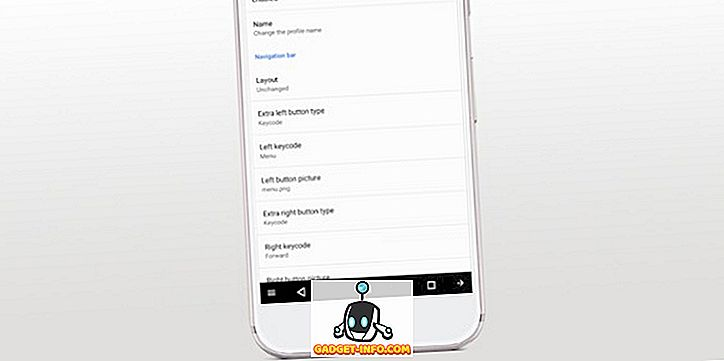 Kako prilagoditi navigacijsku traku u Androidu Oreo