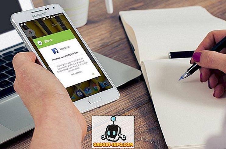 mobilni: 5 Best App Blocker Apps za povećanje vaše produktivnosti
