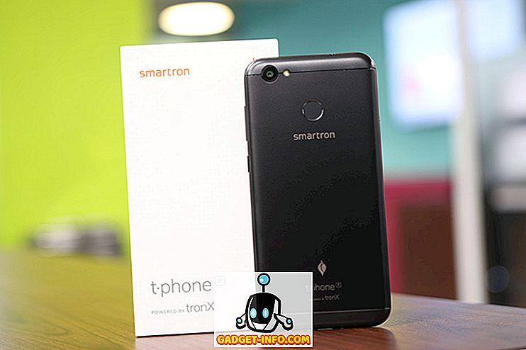mobil - Smartron t.phone P Revizuire: Neegalat de viață a bateriei pe un buget