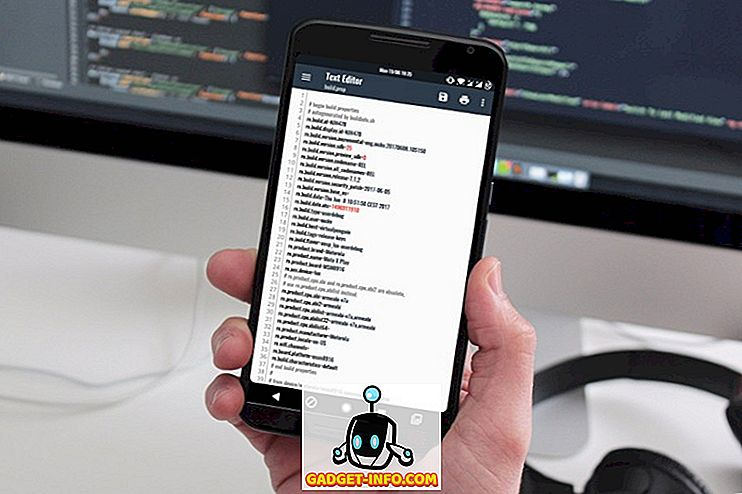 16 fantastici Android Build.Prop Tweaks da provare