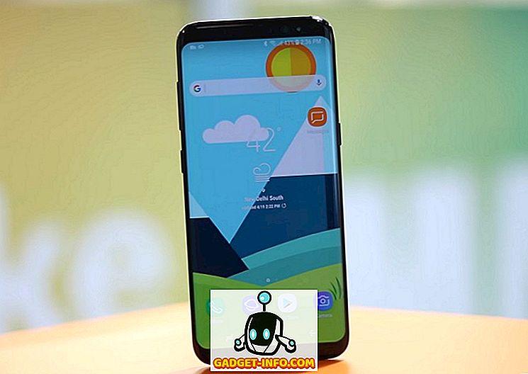 mobiilne - Samsung Galaxy S8 taaskäivitub mitme kasutaja jaoks