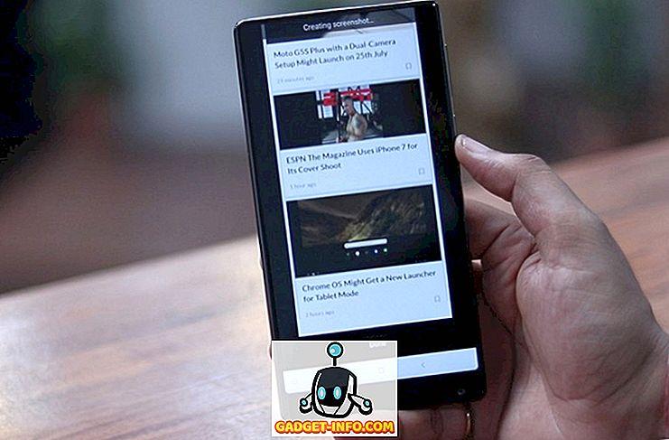Handy, Mobiltelefon: So machen Sie Scrolling-Screenshots auf einem beliebigen Android-Gerät