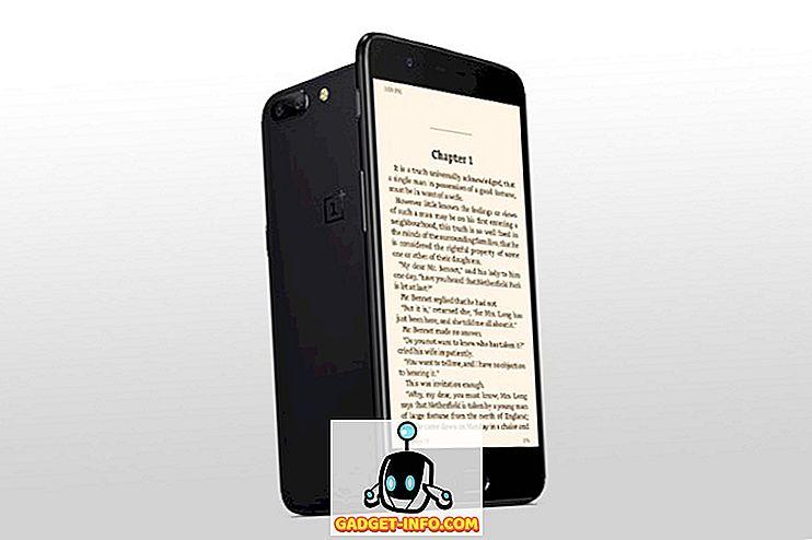 Móvel - Como obter o modo de leitura OnePlus 5 em qualquer dispositivo Android