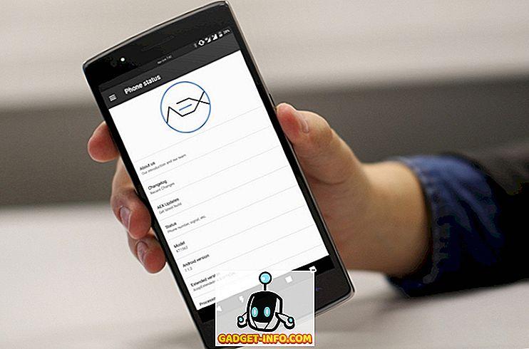 Подвижен - 12 най-добрите потребителски ROM за Android можете да инсталирате