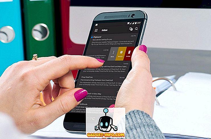 mobilní, pohybliví: 10 Nejlepší e-mailové aplikace pro Android můžete použít