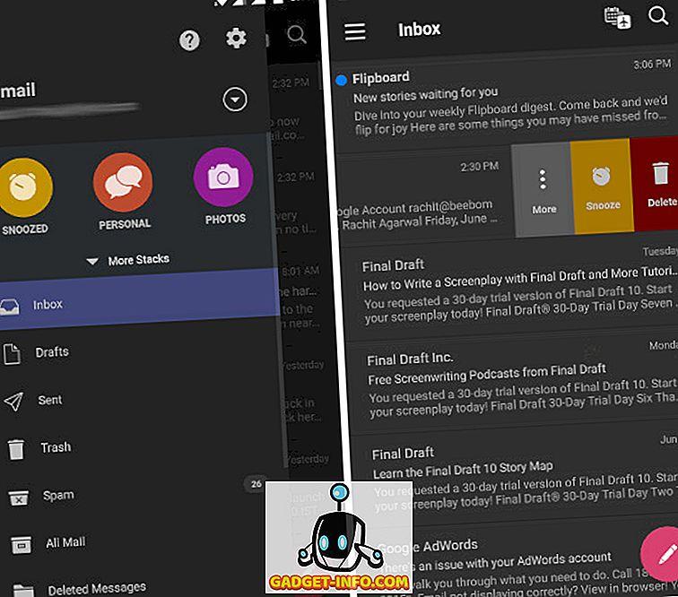 10 migliori app di posta elettronica per Android che è possibile