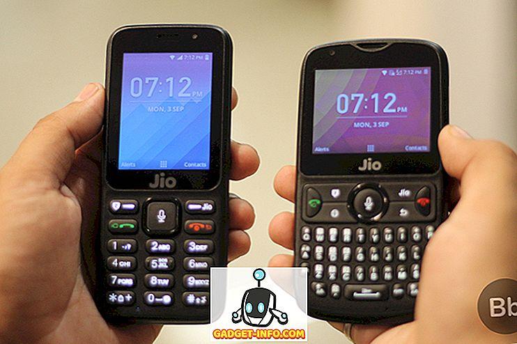 JioPhone 2 vs JioPhone: Hvorfor er det ikke en stor opgradering