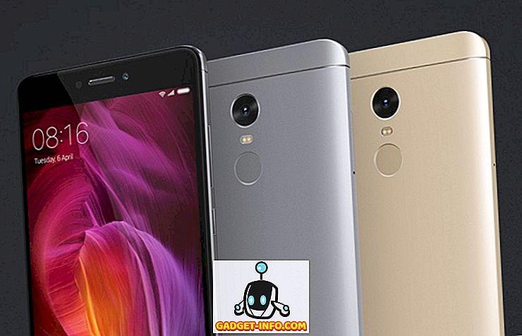 mobiel - 10 beste smartphones onder 10.000 INR die u kunt kopen