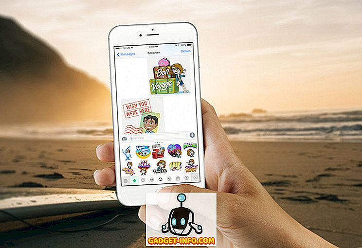 Bitmoji처럼 멋진 앱 7 개를 사용할 수 있습니다.