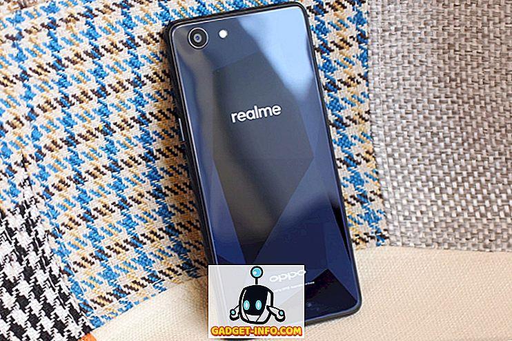 mobilné: Realme 1 Recenzia: Sľubný, ale stále chybný smartphone