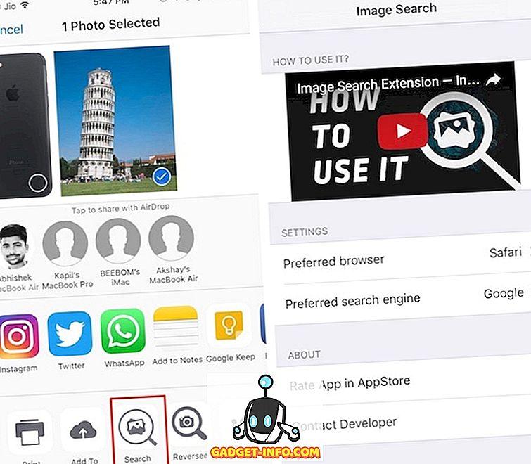 11bf25ebf Vyhľadávanie podľa rozšírenia o obrázky je najnovší prírastok dávky  podobných aplikácií pre systém iOS. Ak chcete zvrátiť vyhľadávanie obrázka,  ...