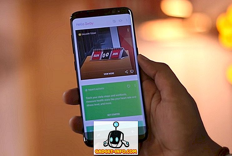 mobil: Sådan remap Galaxy S8's Bixby Button til ethvert program