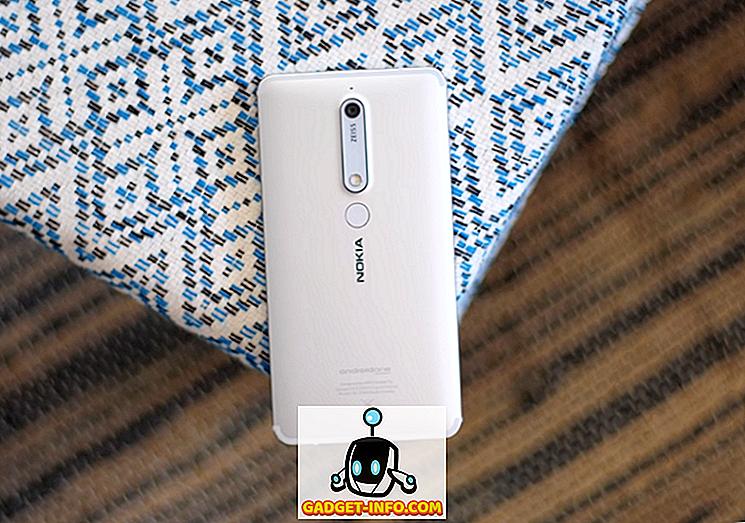 mobiilne: Nokia 6 (2018) Review: vigane, kuid muljetavaldav nutitelefon