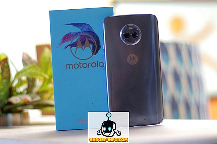 mobiel - Moto X4 Review: een te dure Midranger