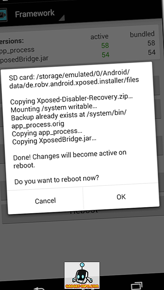 Xposed Framework على Android: أشياء تحتاج إلى معرفتها