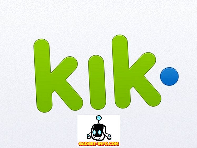 9 beste alternativer til Kik Messenger App