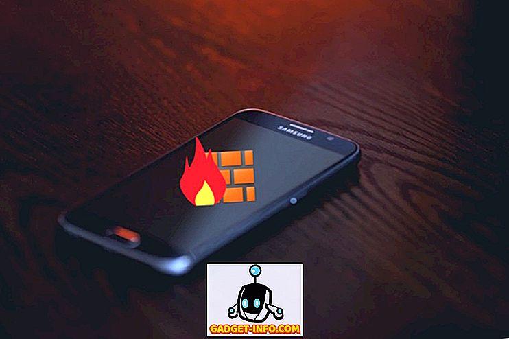Ako získať prístup k bráne firewall v systéme Android bez koreňa