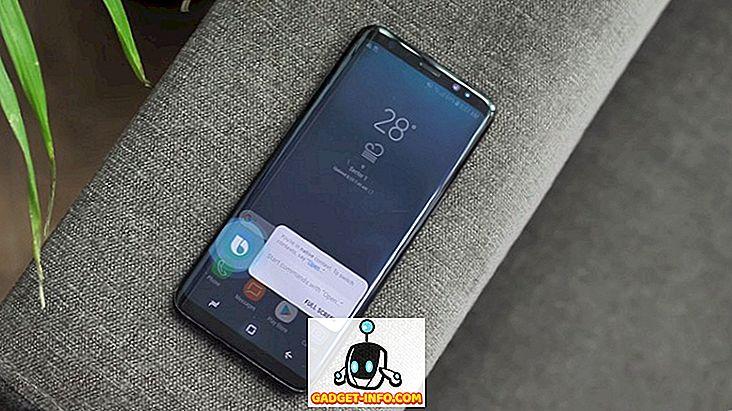 mobilais: Kā izveidot ātras komandas Bixby