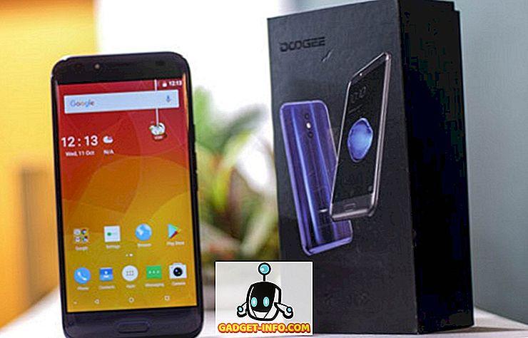 mobiel: Doogee BL5000 Review: Onbegrijpelijke telefoon met enkele inwisselkwaliteiten