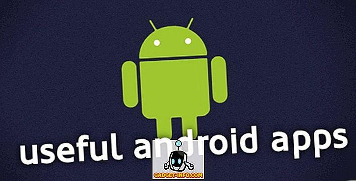 Beheer uw reiservaring en contacten met deze 2 Android-apps