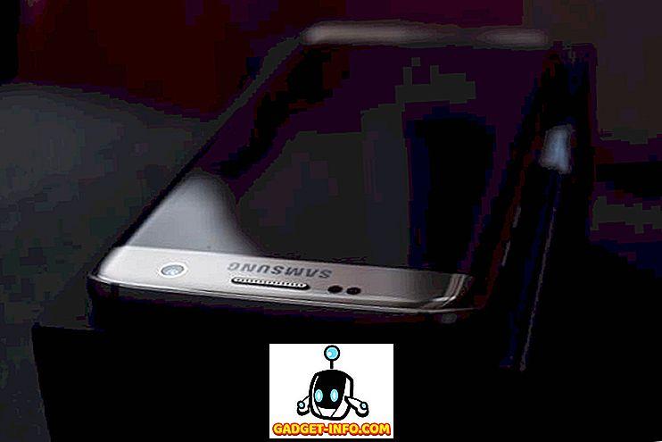 mobiel - Apps vergrendelen met behulp van een vingerafdruksensor op uw Samsung Galaxy S7