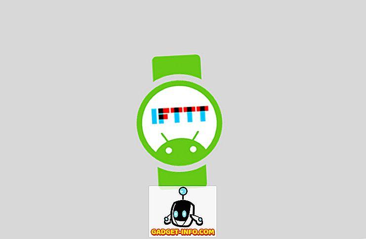 15 najboljih IFTTT recepata za Android Wear