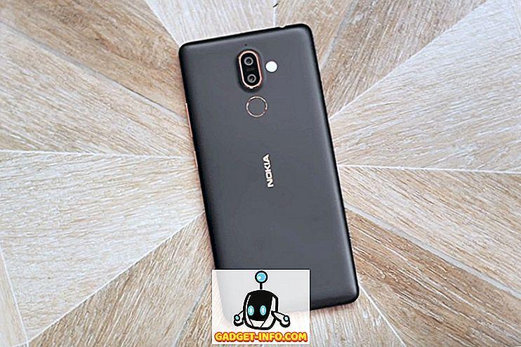Nokia 7 Plus Review: Um Smartphone Mid-Range Grande Deixado por sua câmera