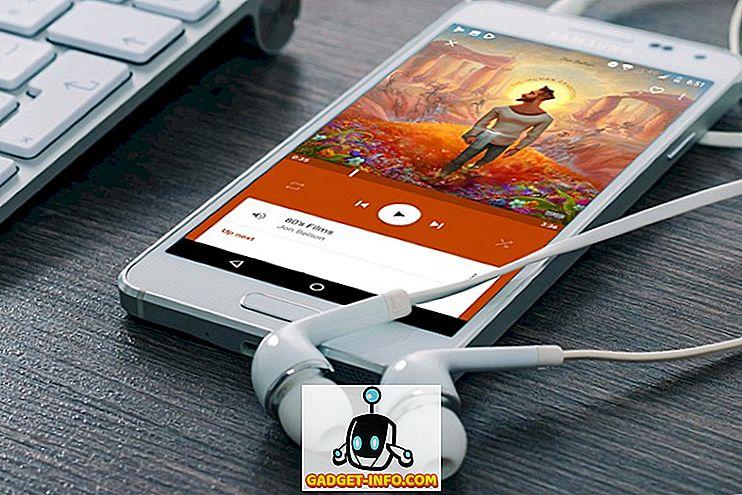 10 най-добрите Android музикални плейъри, които можете да използвате