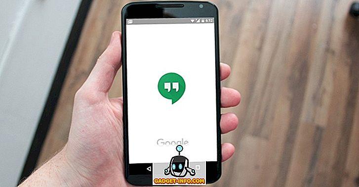 mobil - Cum să dezactivați caracteristica Google Hangouts recent vizualizată