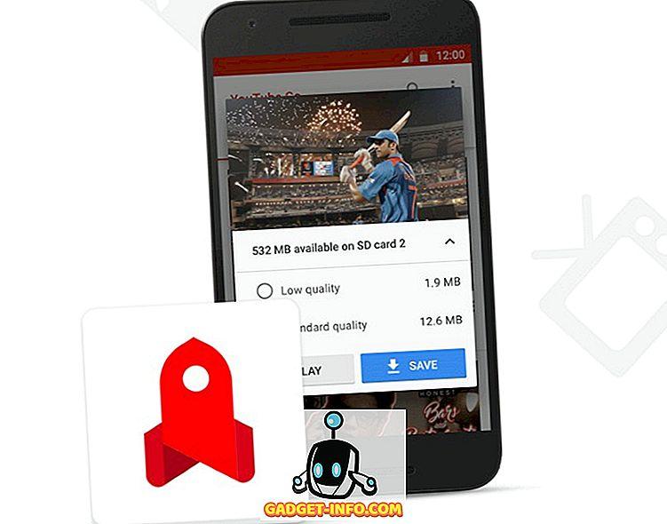 mobiilne: YouTube Go võimaldab teil alla laadida ja jagada YouTube'i videoid