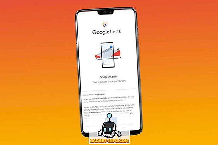 mobil - 8 Nyttige Google Lens-funksjoner