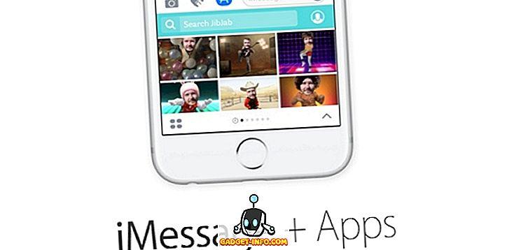 mobilni telefon - 11 Najboljše aplikacije iMessage, ki jih morate poskusiti v iOS 10