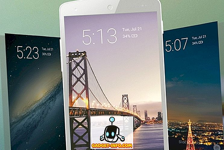 7 Best Lock Screen Replacement Apps voor Android