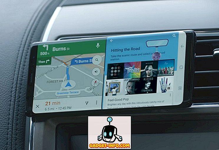 Jak se dostat Galaxy Poznámka 8 App Pair funkce na každém zařízení Android