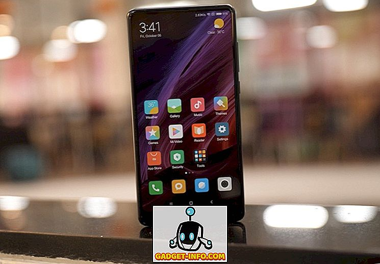 Xiaomi Mi Mix 2 Review: Un mélange plus pratique