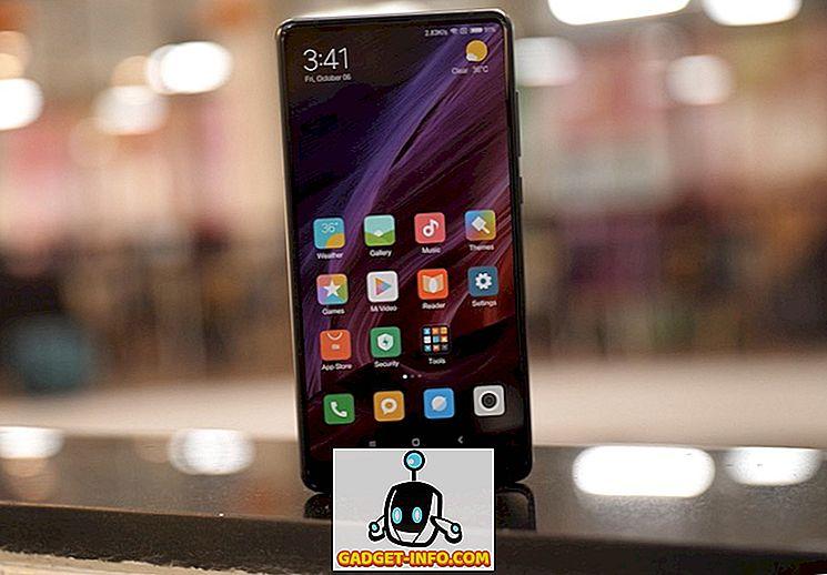 Xiaomi Mi Mix 2 pregled: više praktični mix